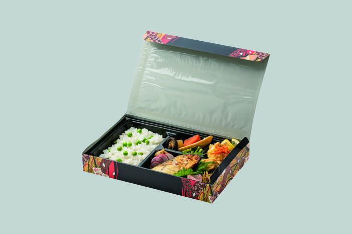 紙BOX一体型