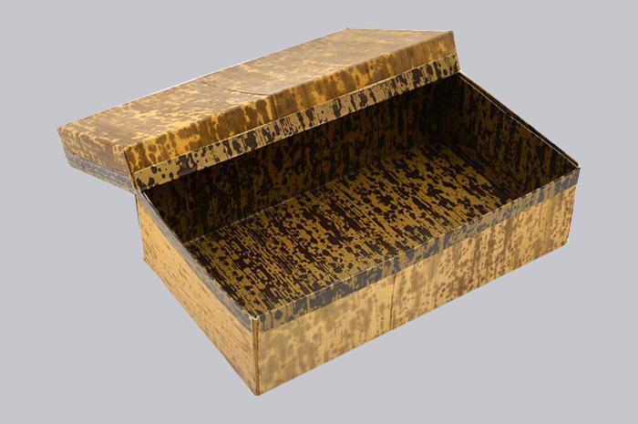 竹皮ハイブリッド容器