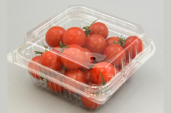 トマト容器(四角)